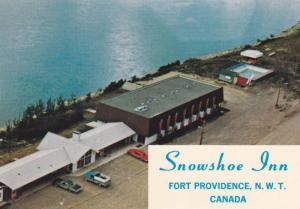 Snowshoe Inn , FORT PROVIDENCE , N.W.T. , Canada , 50-70s #2
