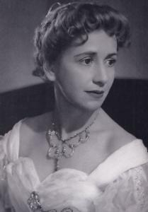 Peggy Ashcroft as Portia Royal Shakespeare Company Theatre Postcard