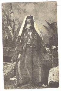 Bethlehem Woman, Palestine, 1900-1910s