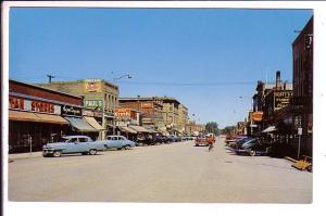 Main Street, Dauphin, Manitoba,