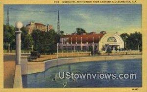 Municipal Auditorium - Clearwater, Florida FL