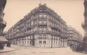 France Paris Hotel de la Tremoille
