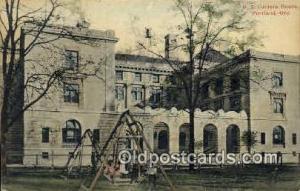 Us Custom House Portland OR 1909