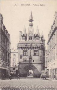 BORDEAUX, Porte du Cailhau, Gironde, France, 00-10s