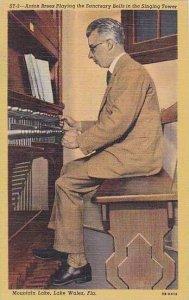 Florida Lake Wales Anton Brees And The Carillon