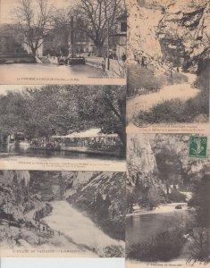 FONTAINE DE VAUCLUSE VAUCLUSE (DEP.84) 338 Cartes Postales 1900-1940