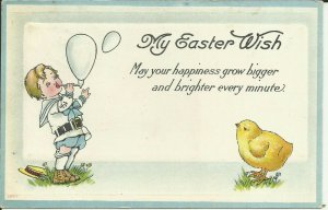 My Easter Wish: May you happiness grow bigger and brighter every minute