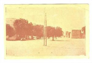 GAFSA.-Place de la Kasbah , Tunisia, 1910s