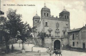 Spain Toledo Puerta del Cambrón 02.13