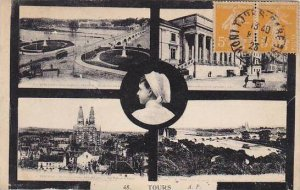 France Tours Multi View 1923