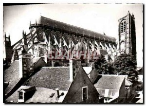 Postcard Modern Cathedrale St Etienne of Bourges unpublished View of the Cath...
