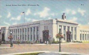 Pennsylvania Allentown United States Post Office