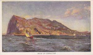 Sail Boats, Rock of Gibraltar, Gibraltar, 00-10´s