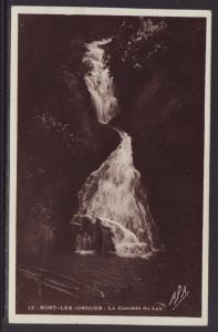 Waterfall,Bort-Les-Orgues,France BIN
