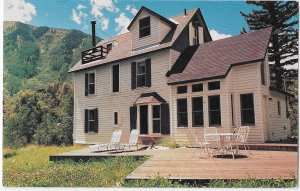 The Williams House Marble Colorado Vacation Rental