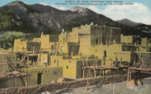 TAOS , New Mexico , 1930-40s
