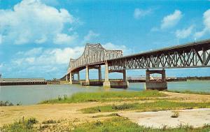 La. New Mississippi River Bridge, Baton Rouge, Bruecke, Pont