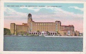 Florida Saint Petersburg The Vinoy Park Hotel 1933
