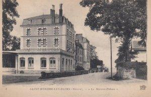 SAINT-HONORE-LES-BAINS (Nievre) , France , 00-10s ; Le Morvan Palace