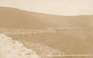 RP: Road , Cuesta de Mamulique , MONTERREY N.L. , Mexico , 30-40s