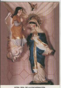 Postal 008956: Virgen Ntra Sra de la Encarnacion, Casar de Caceres, Caceres