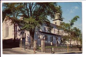 St Paul's Church, Halifax, Nova Scotia, Canada