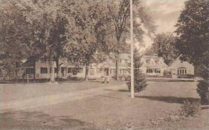 New Hampshire Intervale New England Inn Albertype