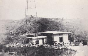 Radio Receiver Station [Crptology Communication Center] , Libugon Hill , Guam...