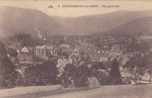 Niederbronn-les Bains , France , PU-1929