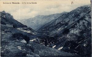CPA Env. De Thueyts. Le Col de la Chavade. (660974)