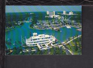 Walt Disney World Village Postcard