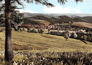 Bergstadt St Andreasberg Oberharz Blick von der Jordanshoehe