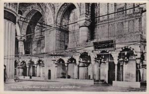 Turkey Istanbul Sultan Ahmet dahili Interior View Photo