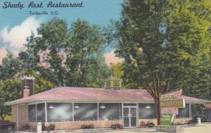 South Carolina Turbeville Shady Rest Restaurant U S Highway 301 sk765