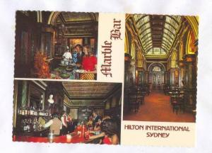 Interior, Hilton International Hotel , Sydney , Australia, 50-70s
