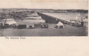 The Assouan Dam , EGYPT , 00-10s