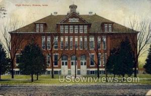 High School Onawa IA 1909