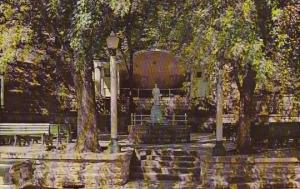 Arkansas Eureka Springs Basin Spring Park