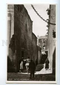 213625 Syria Aleppo ALEP Entree aux soucks Vintage photo PC
