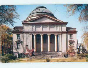 Pre-1980 CHURCH SCENE Sayre Pennsylvania PA L5317