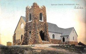 Episcopal Church in Hyannisport, Massachusetts