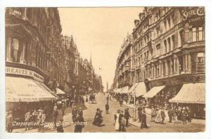 Corporation Street, Birmingham, UK, 00-10s