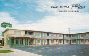 California Torrance Coast Hi-Way TraveLodge