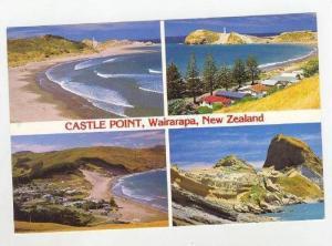 Multiview of Castle Point,Wairarapa,New Zealand 1960-70s