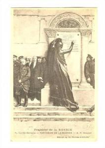 Pantheon De La Guerre, Fragment De La Russie, Paris, France, 1900-1910s