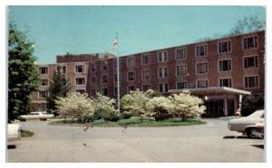 1985 Army Distaff Hall, Washington, DC Postcard