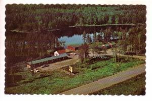 Caribou Resort Motel and Cottages, Atikaken, Ontario