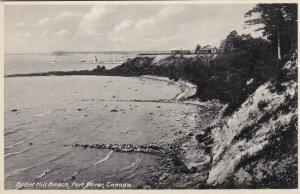 PORT DOVER, Ontario, Canada, 1930-1950s; Brant Hill Beach