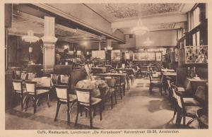 Amsterdam , Netherlands, 00-10s ; Cafe, Restaurant De Karseboom Kalverstraat