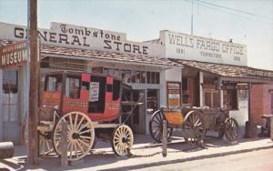 Tombstone General Store, Wells Fargo Office, Tombstone, Arizona, 40-60's